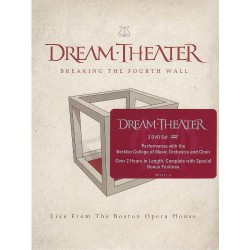 Dream Theater - Breaking The Fourth Wall - DOUBLE DVD