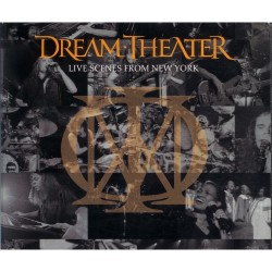 Dream Theater - Live Scenes From New York - 3CD DIGISLEEVE