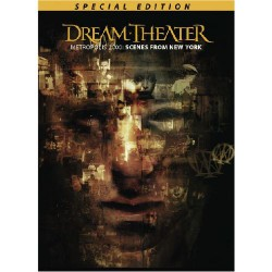 Dream Theater - Metropolis 2000: Scenes From New York - DVD