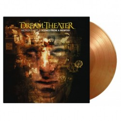 Dream Theater - Metropolis Pt. 2: Scenes from a Memory - DOUBLE LP GATEFOLD COLOURED