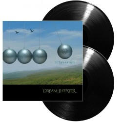 Dream Theater - Octavarium - DOUBLE LP Gatefold