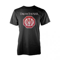 Dream Theater - Red Logo - T-shirt (Men)