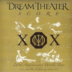 Dream Theater - Score: 20th Anniversary World Tour - 3CD DIGISLEEVE