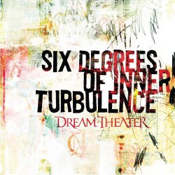 Dream Theater - Six Degrees Of Inner Turbulence - DOUBLE LP Gatefold
