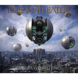 Dream Theater - The Astonishing - 2CD DIGIPAK