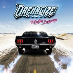 Drenalize - Destination Everywhere - CD