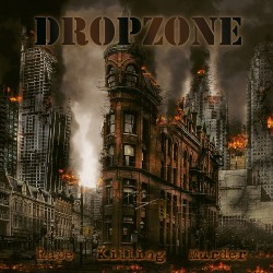 Dropzone - Rape Killing Murder - CD EP