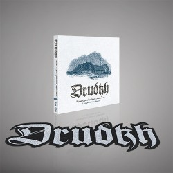Drudkh - A Few Lines In Archaic Ukrainian - CD Digipak + Backpatch