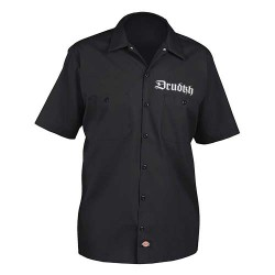 Drudkh - Logo - Worker Shirt (Men)