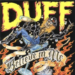 Duff - Believe In Me - LP