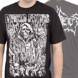 Dying Fetus - Old School - T-shirt (Men)