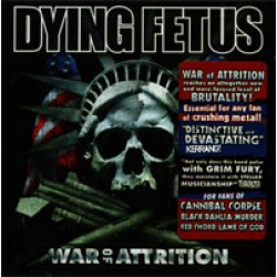 Dying Fetus - War of Attrition - LP