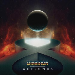 Dynatron - Aeternus - CD DIGIPAK