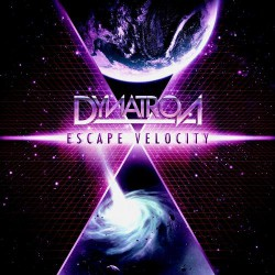 Dynatron - Escape Velocity - CD DIGIPAK