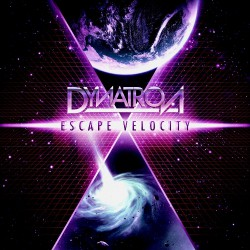 Dynatron - Escape Velocity - LP Gatefold