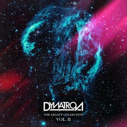 Dynatron - The Legacy Collection, Vol. II - CD DIGIPAK
