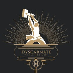 Dyscarnate - With All Their Might - CD