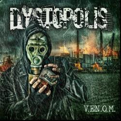 Dystopolis - V.EN.O.M. - CD