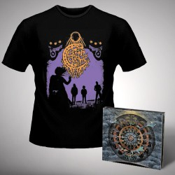 Earth Electric - Vol.1: Solar - CD DIGIPAK + T-shirt bundle