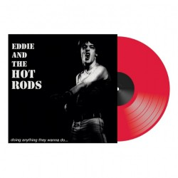 Eddie And The Hot Rods - Doing Anything They Wanna Do... - DOUBLE LP GATEFOLD COLOURED