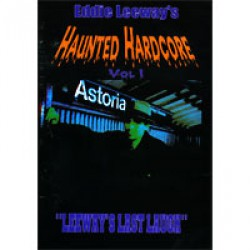 Eddie Leeway - Haunted Hardcore vol. 1 - DVD