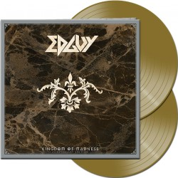 Edguy - Kingdom Of Madness - Anniversary Edition - DOUBLE LP GATEFOLD COLOURED