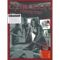 Eisregen - Todestage LTD Edition - CD DIGIPAK A5