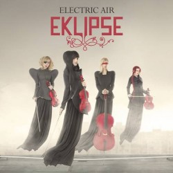 Eklipse - Electric Air LTD Edition - CD DIGIPAK
