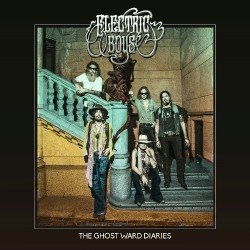 Electric Boys - The Ghost Ward Diaries - CD