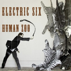 Electric Six - Human Zoo - CD