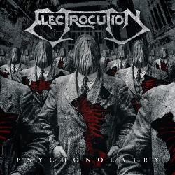 Electrocution - Psychonolatry - LP Gatefold