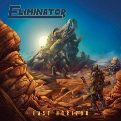 Eliminator - Last Horizon - LP COLOURED