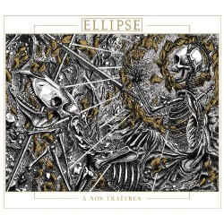 Ellipse - A Nos Traîtres - CD DIGIPAK
