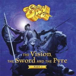 Eloy - The Vision, The Sword And The Pyre Part 1 - CD DIGIPAK