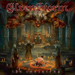 Elvenstorm - The Conjuring - CD