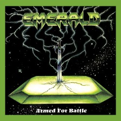 Emerald - Armed For Battle - CD