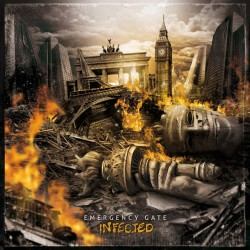 Emergency Gate - Infected - CD