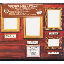 Emerson, Lake And Palmer - Pictures At An Exhibition - 2CD DIGIPAK