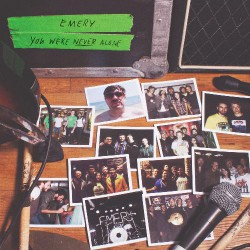 Emery - You Were Never Alone - CD DIGIPACK