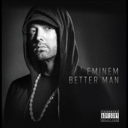 Eminem - Better Man - CD