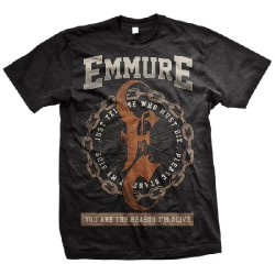 Emmure - Deadpool - T-shirt (Men)