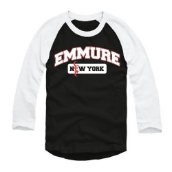 Emmure - New York - Baseball Shirt 3/4 Sleeve