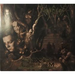 Emperor - IX Equilibrium - CD DIGISLEEVE