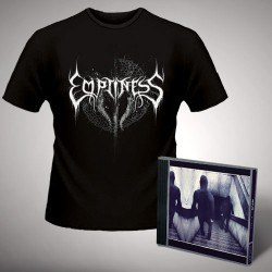 Emptiness - Not For Music - CD + T Shirt bundle