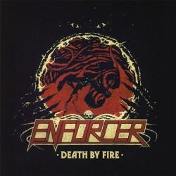 Enforcer - Death By Fire - CD DIGIPAK