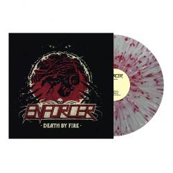 Enforcer - Death By Fire - LP COLOURED