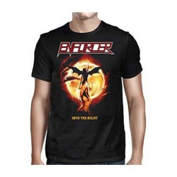 Enforcer - Into the Night - T-shirt