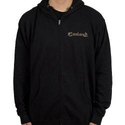 Enslaved - Bear & Fish - Hooded Sweat Shirt Zip