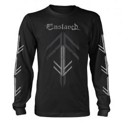 Enslaved - Rune Cross - LONG SLEEVE (Men)