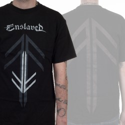 Enslaved - Rune Cross - T-shirt (Men)